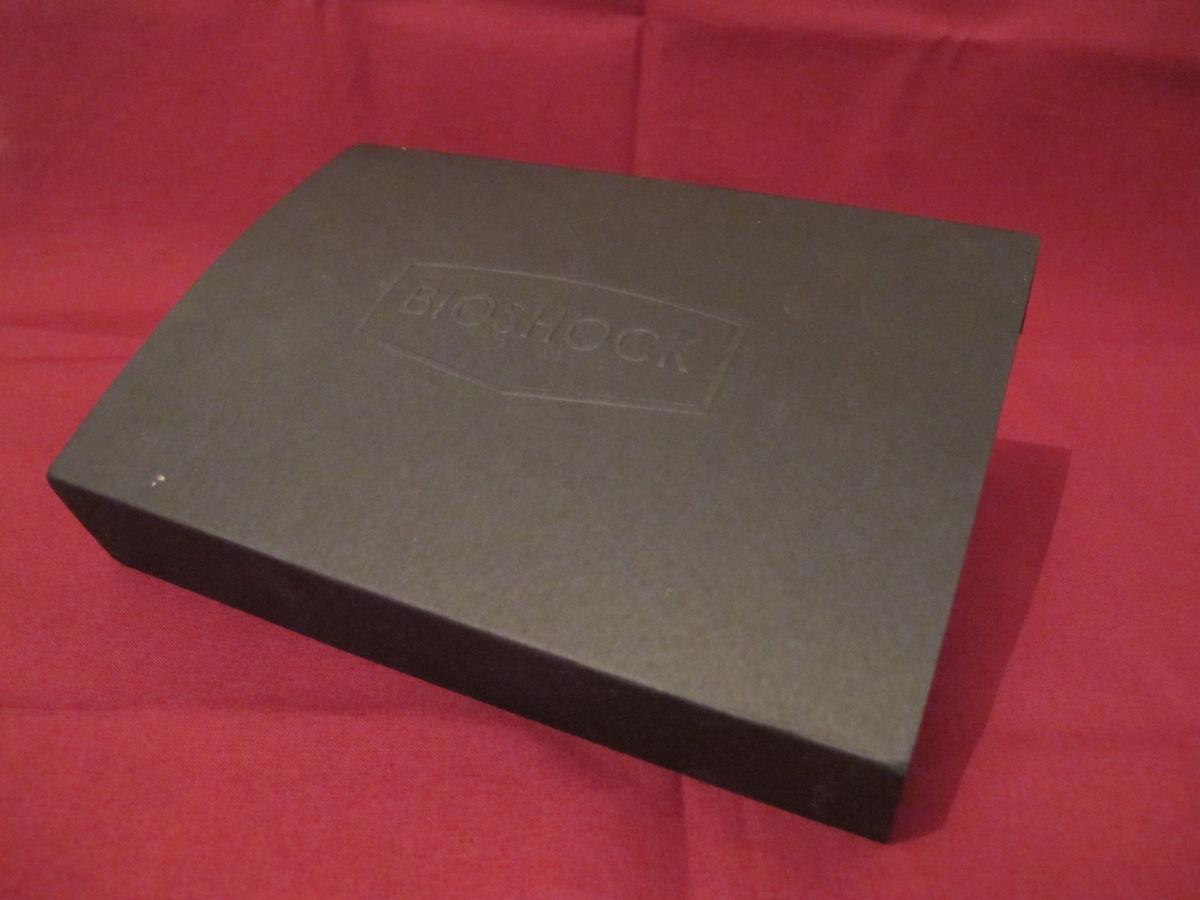[Unboxing] Bioshock Collection: Ma collection de press kit s'agrandit