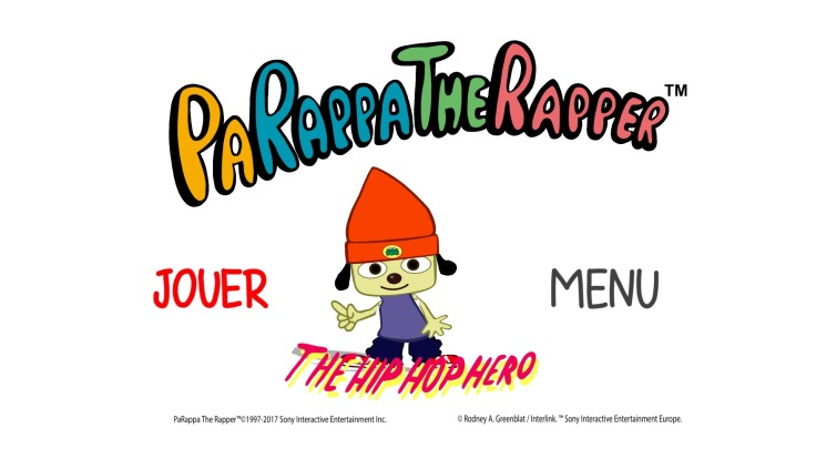 PaRappa The Rapper™ Remastered_20170423172525