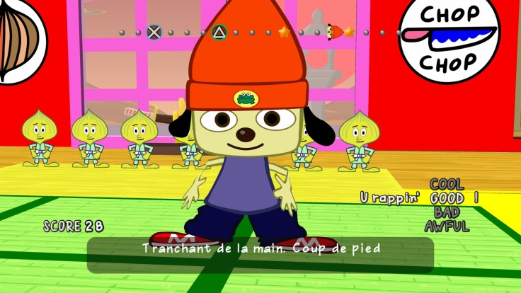 PaRappa The Rapper™ Remastered_20170423172900