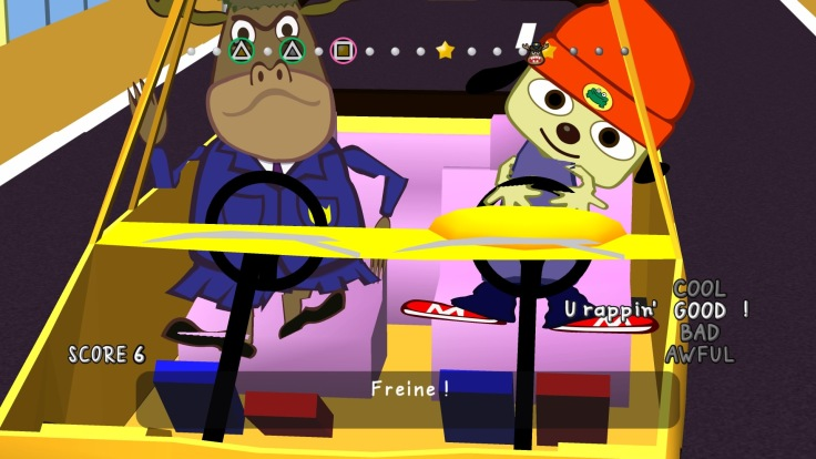 PaRappa The Rapper™ Remastered_20170423173341