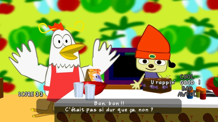 PaRappa The Rapper™ Remastered_20170430130232